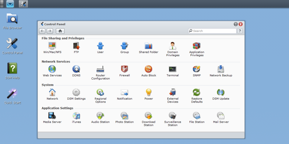How to install compiled programs on a Synology NAS (2/3)