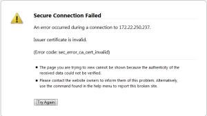 sec_error_ca_cert_invalid